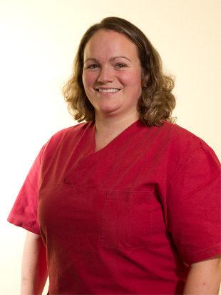 Andrea Heiniger, Prophylaxeassistentin